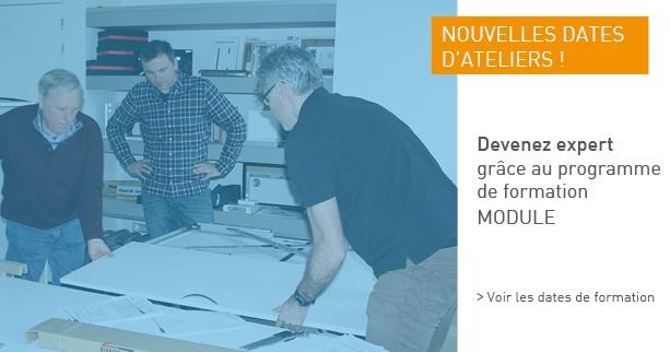 Nouvelles dates d'ateliers : consultez l'agenda !
